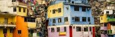 rocinho rio de janiero favela roof